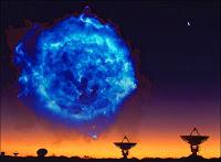 mystery roar in space detected