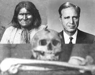 US lawmakers honor geronimo in the midst of skull & bones lawsuit