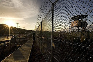 internment camps readied for mass illegal influx?
