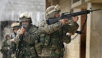 urban warfare drills linked to coming economic rage