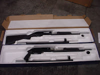 giant shipment of weapons seized at airport