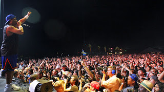 public enemy tells coachella crowd about 'obama deception'