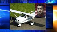 US fighter jets scrambled to intercept stolen plane