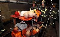 wtc disaster drill scenes echo 9/11