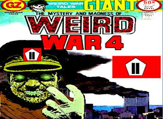 THE MYSTERY AND MADNESS OF WEIRD WAR 4