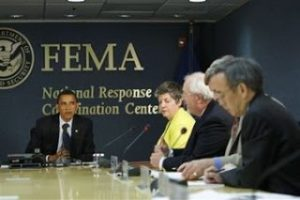 Why is FEMA trying to cover up National Level Exercise 2010?