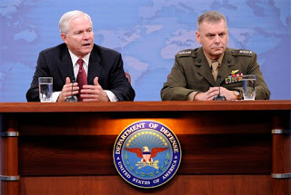 gates: it's a 'mystery' how long US forces will be in afghanistan