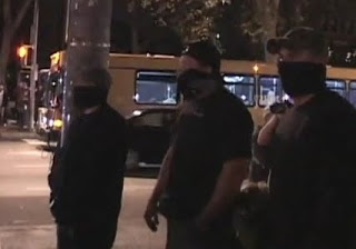 provocateur cops caught disguised as anarchists at g20