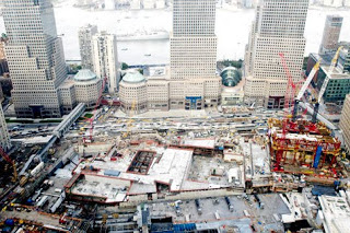 plans for security bunker at world trade center site still lacking