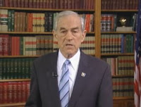 ron paul warns of coming 'social & political chaos'
