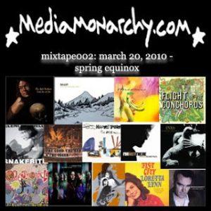 Mixtape002: Spring Equinox