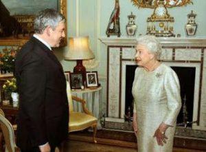 Gordon 'New World Order' Brown Announces His Resignation