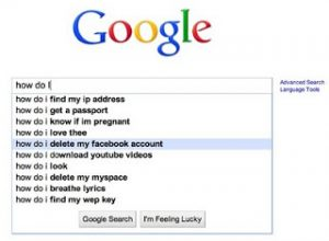 'How Do I Delete My Facebook Account?' Query Grows In Popularity