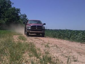 EPA To Crack Down On Farm Dust