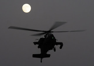 60 dead as helos & drones strike pakistan (but don't call it a war)