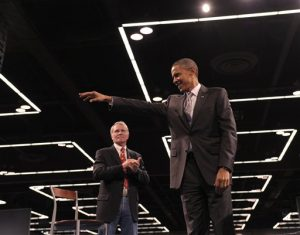 In Oregon, Obama stumps for Kitzhaber for governor