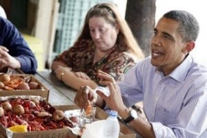 White House to Serve 2,000 Lbs of Gulf Seafood Over Holidays