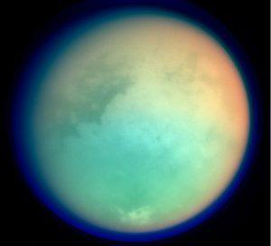 Life On Saturn Moon Titan?