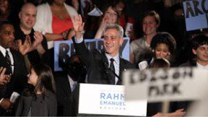 Rahm Emanuel Elected Chicago's First Jewish Mayor