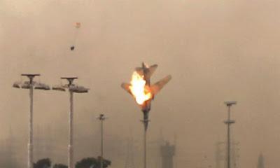 desperate western military action against libya has begun