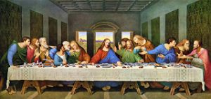 Was The Last Supper 24 Hours Earlier?