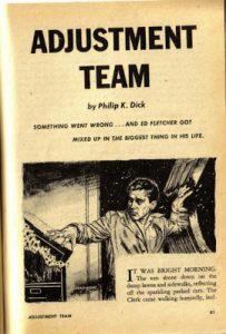 Philip K Dick: The Adjustment Team