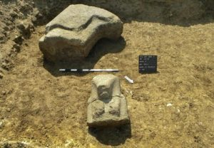 Giant Statue Of Amenhotep III Unearthed In Egypt