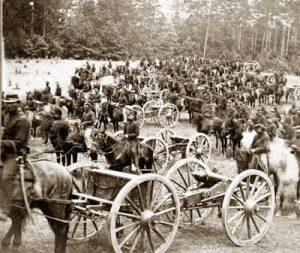 First Shots Mark 150 Years Since Start of US Civil War