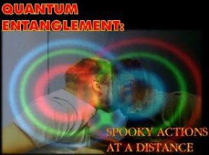 Quantum entanglement: Spooky actions at a distance