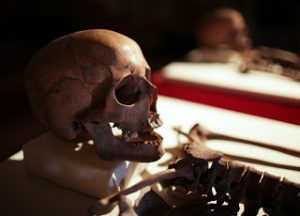 Study Hints Legendary Saints Were Real, Buried Alive