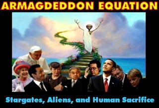 armageddon equation: stargates, aliens & human sacrifice