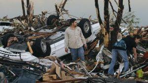 Weather Wars Continue As Tornado Destroys Joplin, Missouri