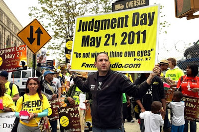 'judgment day' is fabulous for business