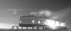 South Pole Timelapse Video Reveals Nibiru Trailing Sun