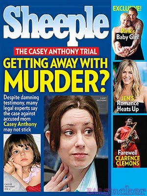 casey anthony found not guilty: you, on the other hand, are guilty as $%*!