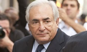 Sexual Assault Charges Against Ex-IMF Chief Kahn Dismissed