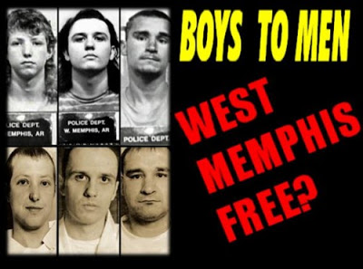 'west memphis 3' freed 18yrs after alleged ritual murder of cub scouts