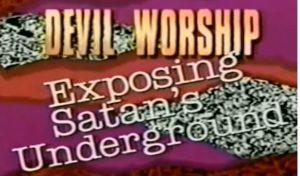 Rivera's Eighties Classic Special: Exposing Satan's Underground