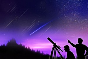 Perseids Coming Attraction By Meteorwatch 2011