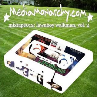 media monarchy mixtape012: lawnboy/walkman, vol. 2