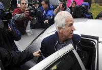 jerry sandusky updates: no cameras, app denied, plea bargains