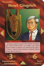 newt gingrich: illuminati choice for 2012