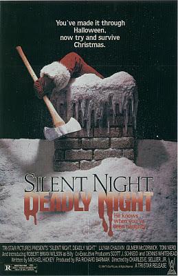 murder/mayhem: silent night, deadly night