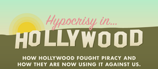 #InfoGraphic: Hypocrisy in Hollywood