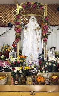 La Santa Muerte Cult Killings