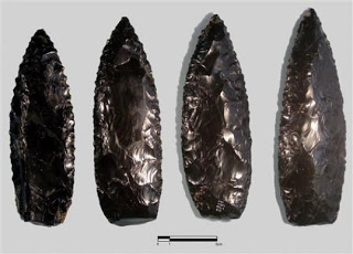 Mexican Experts Find Blood, Tissue on 2,000-year-old Knives, Corroborating Human Sacrifice