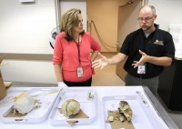Ancient Skulls Found in Winter Garden Puzzle Experts