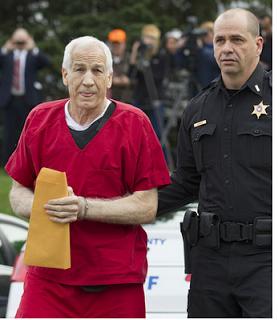 Sandusky Gets 30-60 Year Sentence