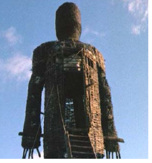 The Wicker Man: The Return of the Pagan World