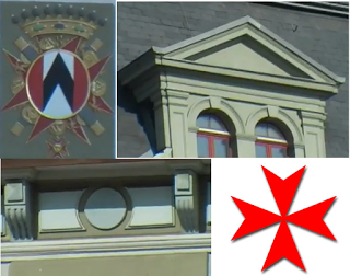 The Pharoah Show:  Occult Symbols in Switzerland